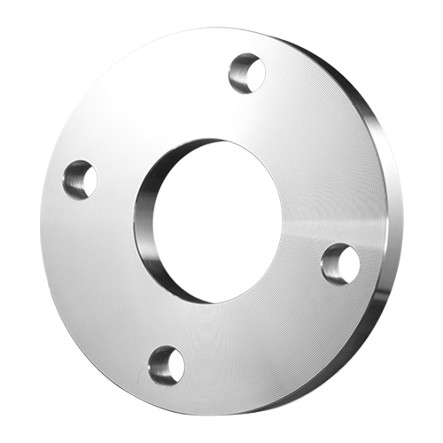 EN 1092 plate flange for welding type 01 | EN 1.4404 | AISI 316L