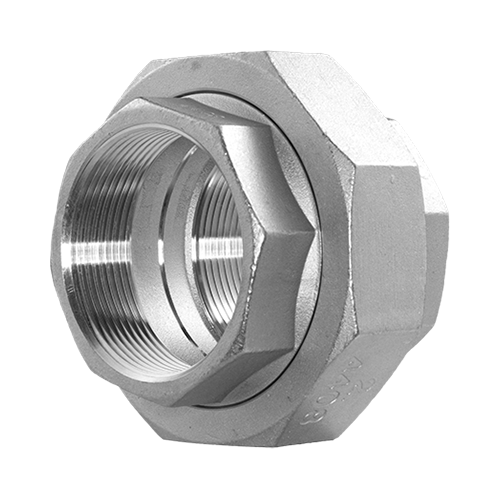 BSP conical union F/F  |  WST 1.4408